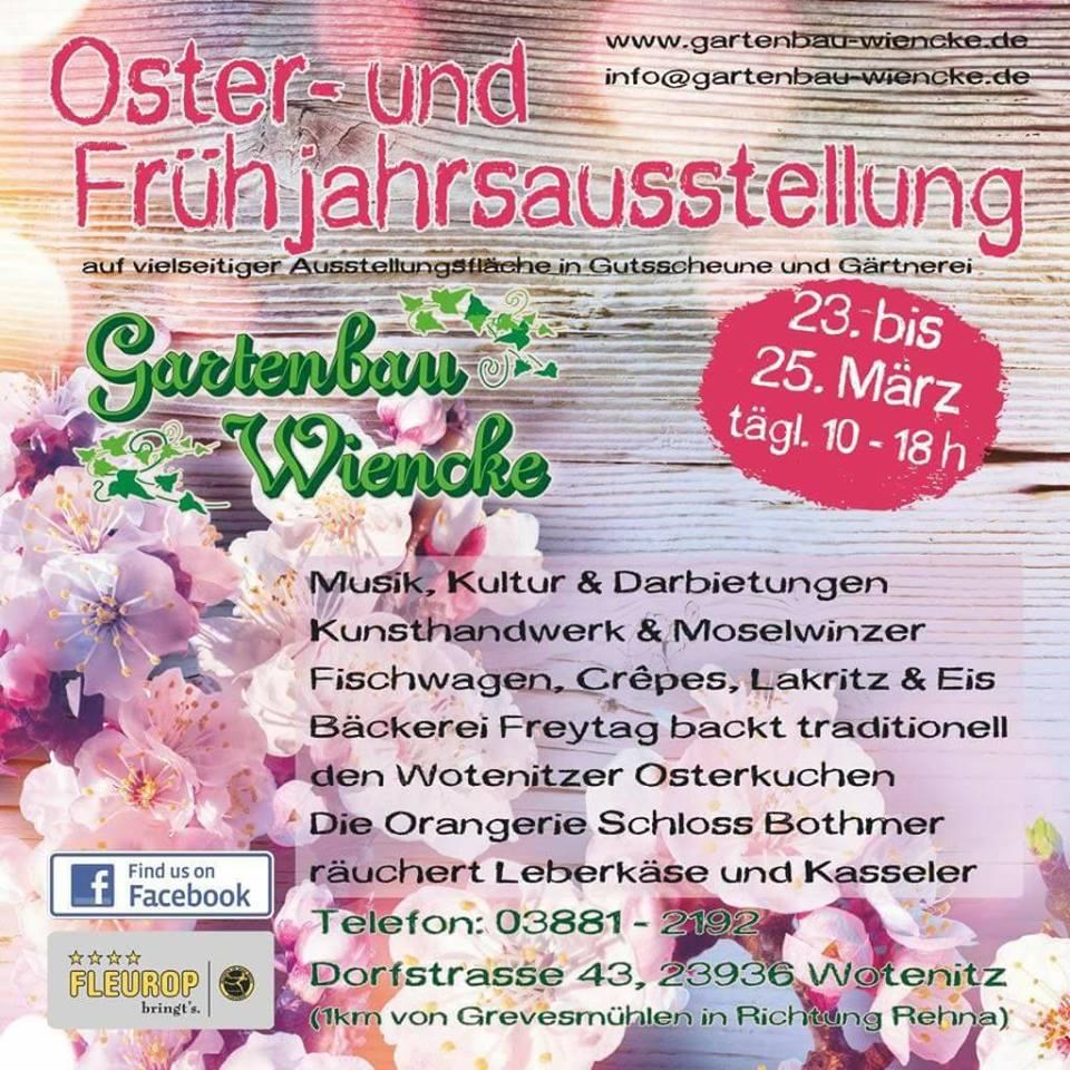 Oster- und Frühjahrsausstellung